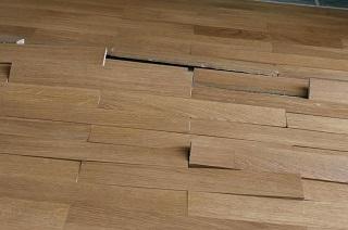 Water Damage Hardwood Floor Joiners In Edinburgh